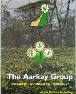 The Aarkay Group - Pioneers in Tea Processing Machinery